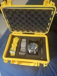 relógio orient seatech masculino mbttc014