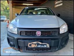 Título do anúncio: Fiat Strada 1.4 Working Hard CS 2018