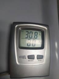 Termo higrômetro da incoterme