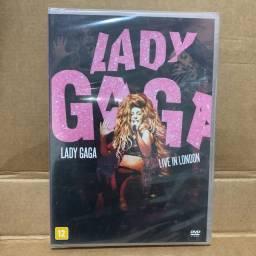 DVD Lady Gaga