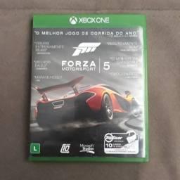 Jogo Forza motorsport 5 one