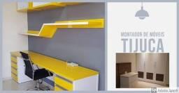 Montador De Móveis Tijuca- Grajaú - Vila Isabel -Alto da Boa Vista -Andaraí