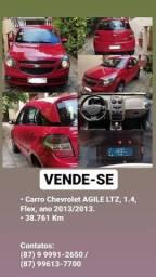 Carro Chevrolet Agile