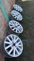 Título do anúncio: Rodas aro 15 Volkswagen