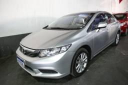 New Civic 2012/LxL Automático/Tirado 0km no paraná!