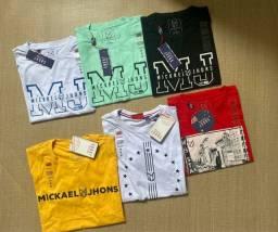 Camisa Masculino Original Mickael Jhons ?