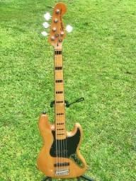 Contrabaixo Fender Squier Classic Vibe 70S Jazz Bass V MN 037 4550 521 Natural