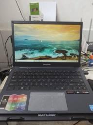Notebook ACEITO PROPOSTA semi novo - na garantia