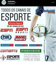 Título do anúncio: transmita todos os campeonatos de futebol