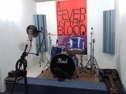 Estúdio de Gravação e Produção Musical