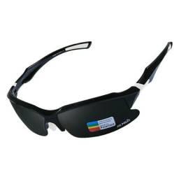 Óculos Masculino de Sol Anti-reflexo Proteção UV