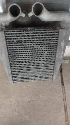 Intercooller refrigeração MB 1318 ônibus motor 366
