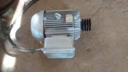 Motor 10 CV Weg monofásico rural 220 v