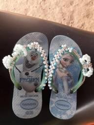 Lindas sandalhinhas
