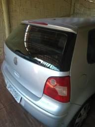 Vendo polo hatch 4 portas completo 1.6 8 v - 2006
