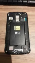 Lg k10 lte tv. venda ou troca
