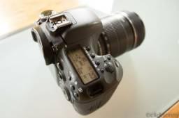 Canon 7D + Lente 18-135mm