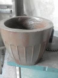Vendo vasos de cimento.