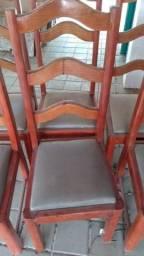 Cadeiras de Madeira Jatobá