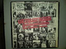 Coletânea Rolling Stones - Singles Collection