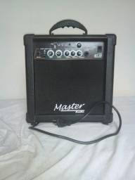 Cubo de Estudo Para Guitarra Master GT-15