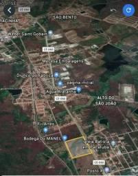 Oportunidade de Pacatuba - 5,8 hectares na Ce 060