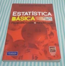 Estatística Básica - Probabilidade E Inferência - Morettin