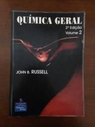 Livro Química Geral Volume 2 John B. Russell