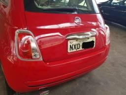 Fiat 500 perfeito - 2012