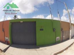 Alugo casa nova de dois quartos perto do estádio de Paracuru