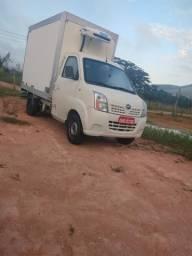 Vendo camionete fosion baú para congelado - 2014