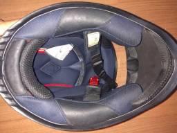 Vendo ou troco capacete ls2 tamanho 56 mais serve em 58 4b6eebb7bf8