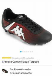 Chuteira Kappa N°43 nunca usada
