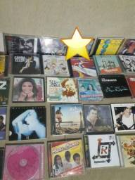 Lote com 50 cds