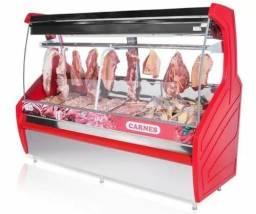 Balcões de carne avícolas lacticínios naturais pronta entrega