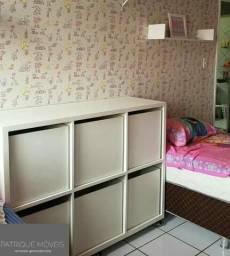 Organizador Infantil Com Baús (Modelo L 1.20 M)