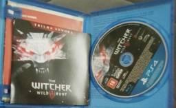 Witcher wild Hunt ps4