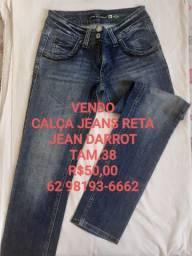 Calça Jeans Skin - Jean Darrot