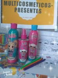Kits presentes para meninas