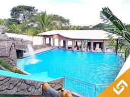 Linda chácara c/3 piscinas e mini parque aquático privativo, em Caldas Novas. Cód 1025