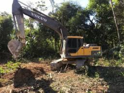 Escavadeira volvo 2019