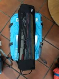 Dtk Duotone Kite Surf Neo Sls 2021 9m + Click Bar Quad Control 20214