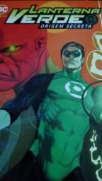 HQ - Lanterna Verde Origem Secreta