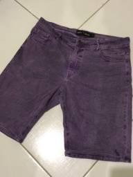 Bermuda jeans nova (RESERVA)