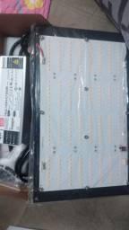 Qb 120 e 240w chip Samsung modelo 301h última tecnologia em chip