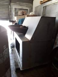 Cutter industrial 120 litros