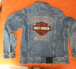 Jaqueta jeans harley Davidson original