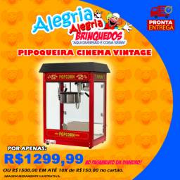 Pipoqueira Cinema Vintage