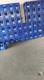Caixa litrão AmBev