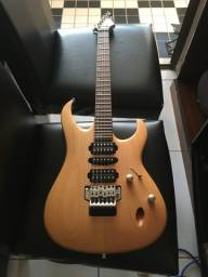 Guitarra cort viva gold 2 natural satin oportunidade única novíssima